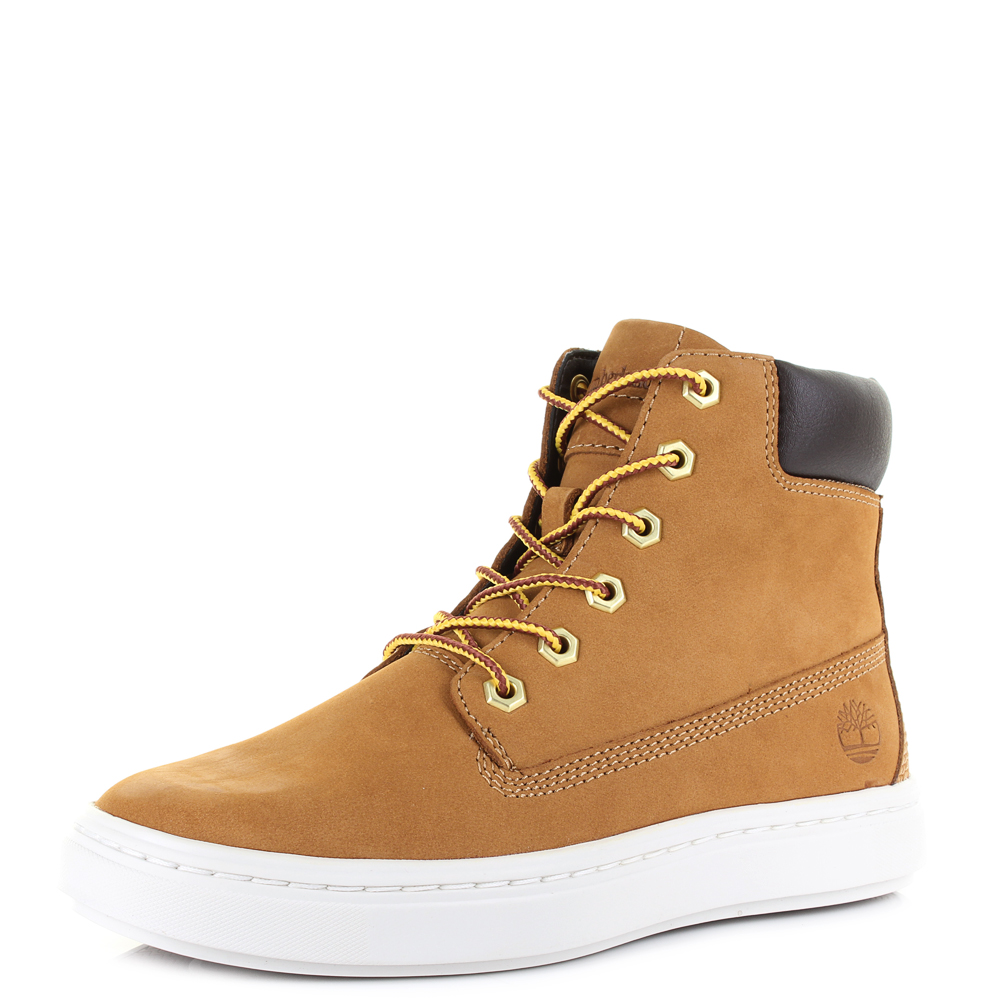 9505fc05fa5 Details about Womens Timberland Londyn 6 Inch Wheat High Top Ankle Boot  Shoes Shu Size