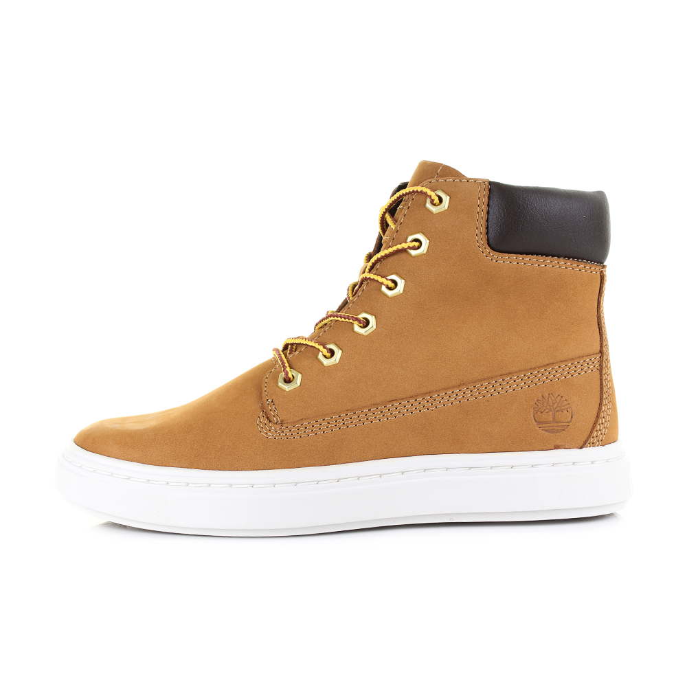 Womens Timberland Londyn 6 Inch Wheat High Top Ankle Boot Shoes Shu Size  Ebay-9545