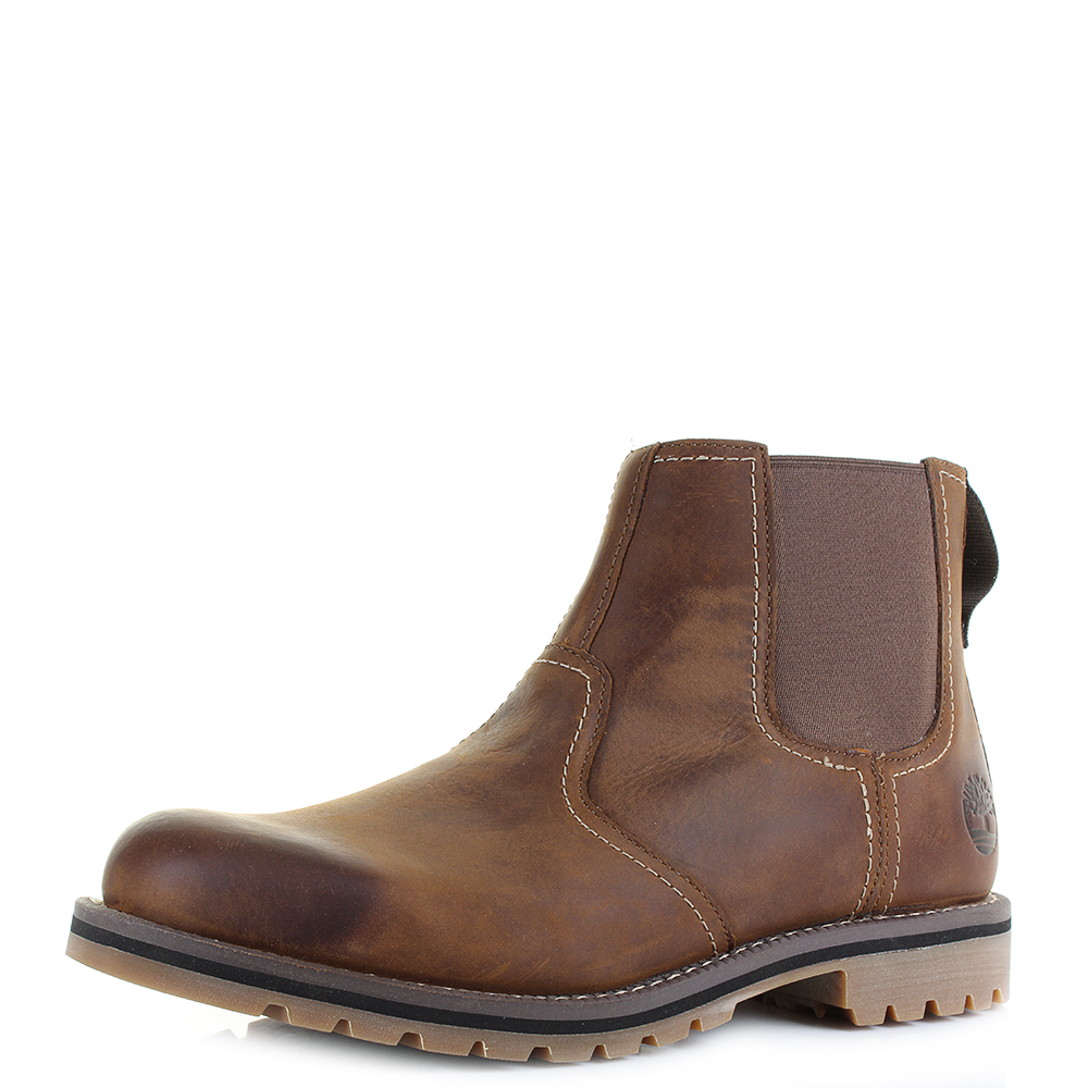outlet shop offer hot sale cheap online Brown 'Larchmont' Chelsea boots genuine for sale discount online clearance with credit card fIbJGa