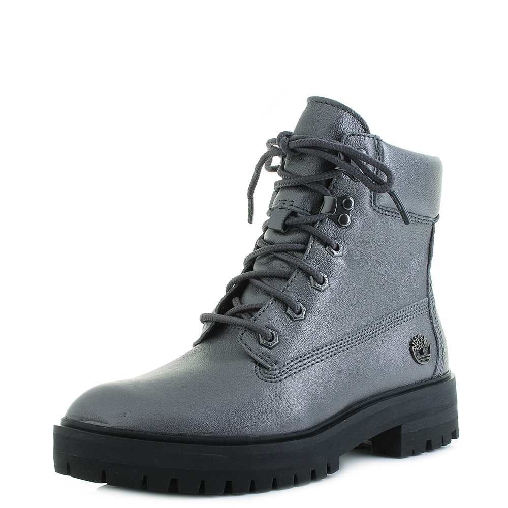 London Square 6 Inch Ankle Boot Dark Grey
