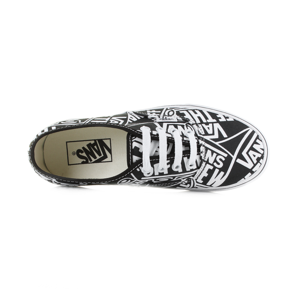 90cae0707a90f8 The OTW Repeat Authentic combines the original and now iconic Vans low top  style with sturdy canvas uppers featuring an allover screen print