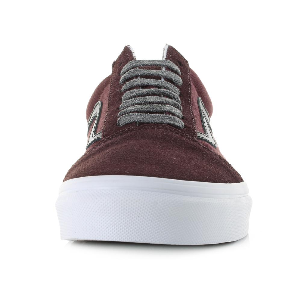 310345eb94 VANS Mens Jersey Lace Old Skool Port Shoes for sale online