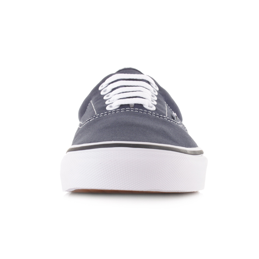 251ef14ff1 Mens Vans Era Vulcanised Navy Fashion Classic Retro Skate Trainers Shoes Sz  Size