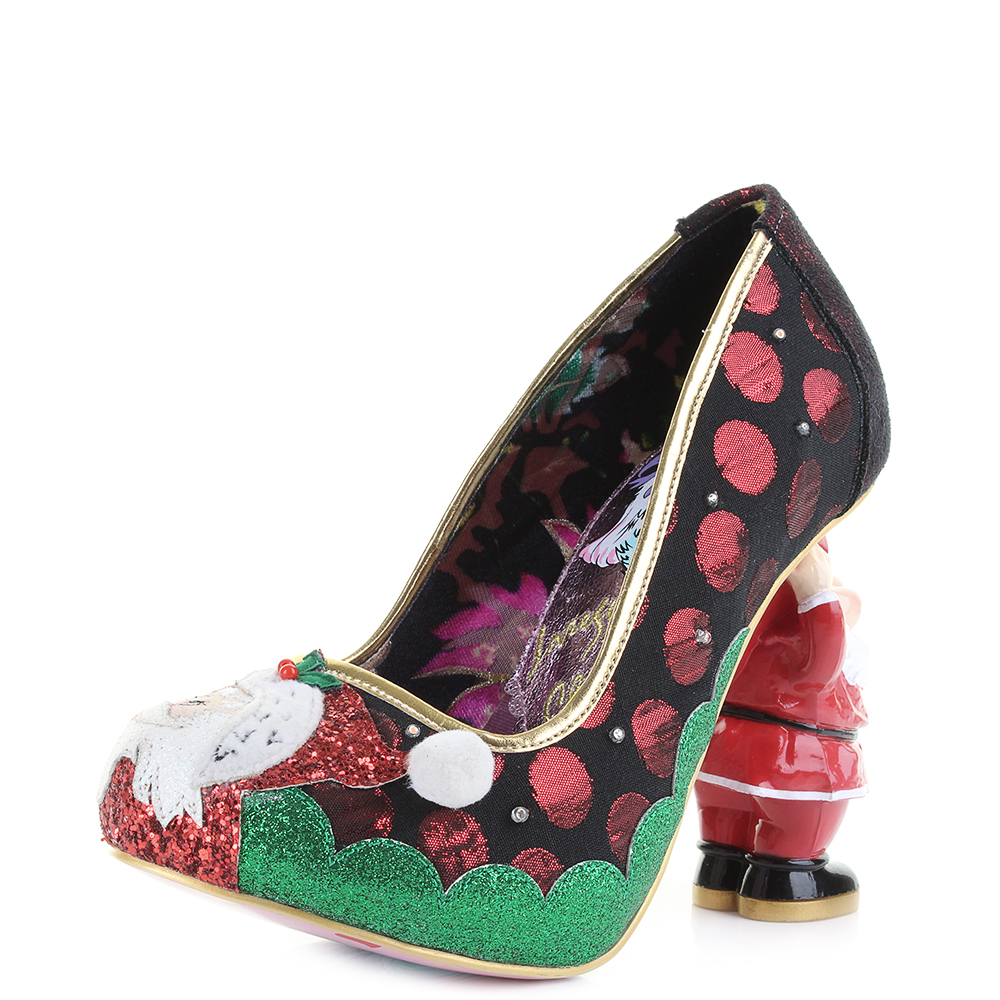 Christmas Design Womens Shoes Flats
