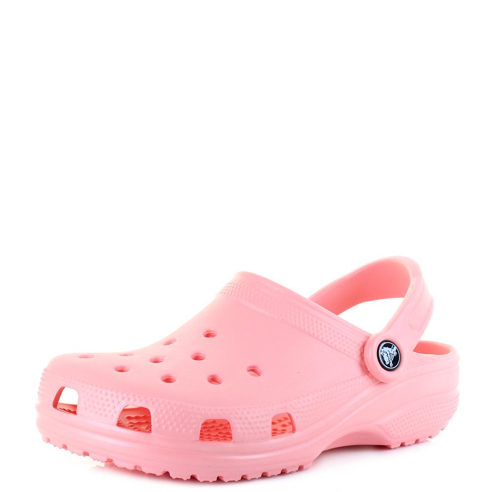 Mules Size Shu Clogs Details Sandals On About Crocs Classic Melon Slip HD29IYeWE