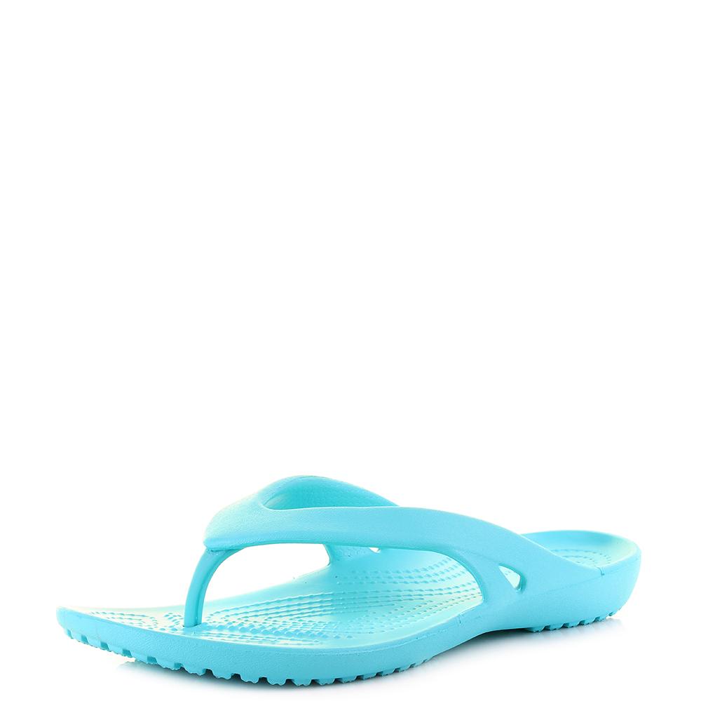 80aa54fa7e5aaf Womens Crocs Kadee II Pool Flip Flops Shu Size