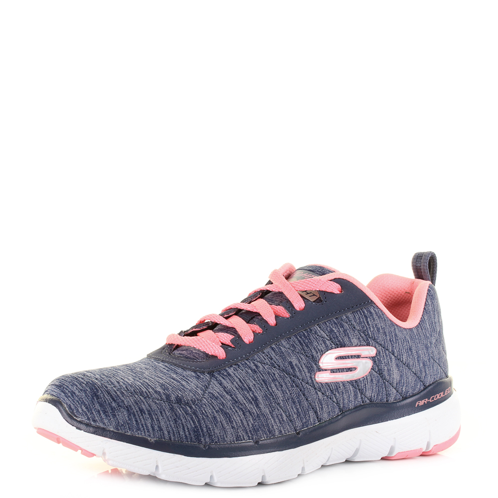 SKECHERS Flex Appeal Insiders 13067NVCL NavyCoral