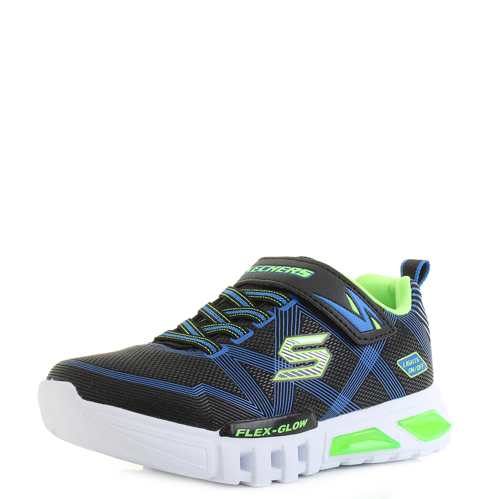 skechers kids light shoes