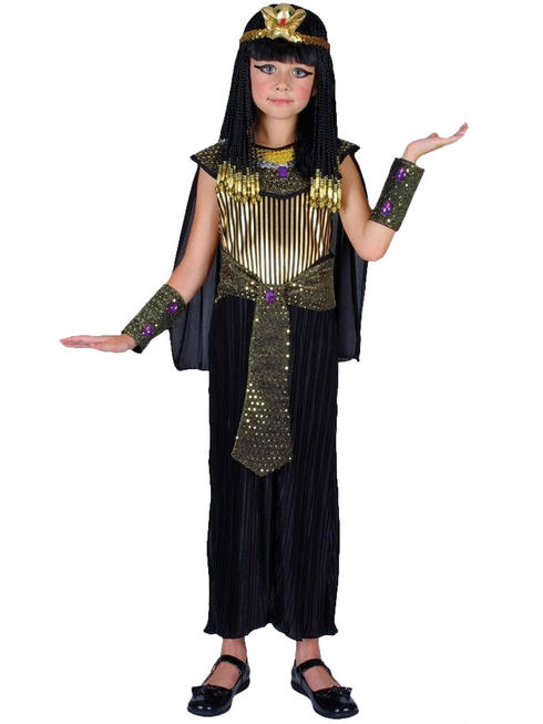 Girl's Queen Of The Nile Costume