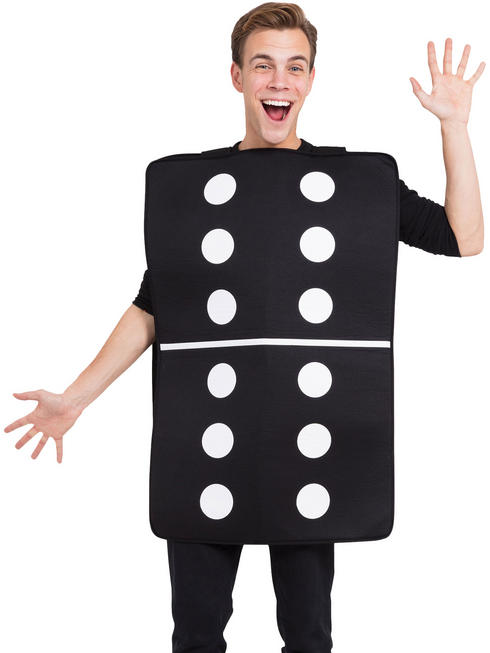 Adult's Domino Costume