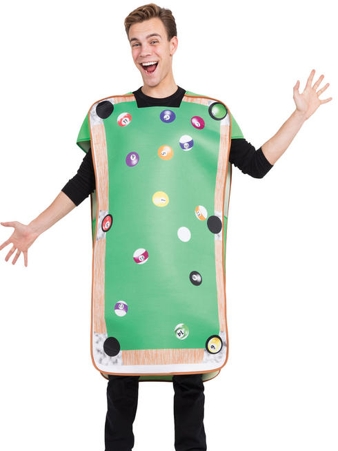Adult's Pool Table Costume