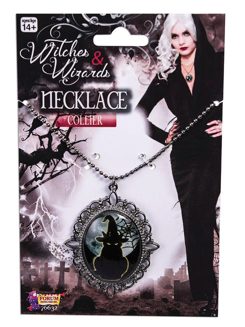 Ladies Witches Necklace