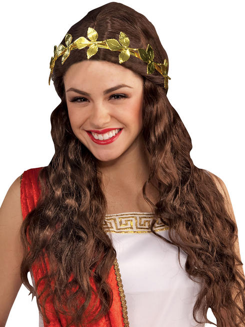 Adult's Gold Lead Headband
