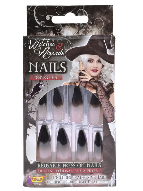 Ladies Witches Nails