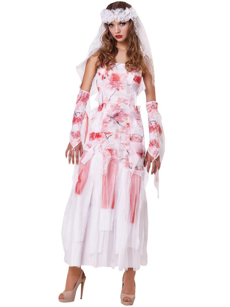 Ladies Grave Bride Costume