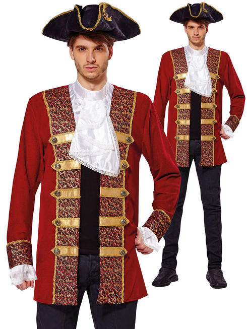 Adult's Pirate Coat