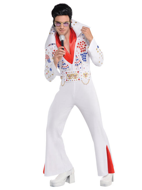 Men's King of Vegas Costume