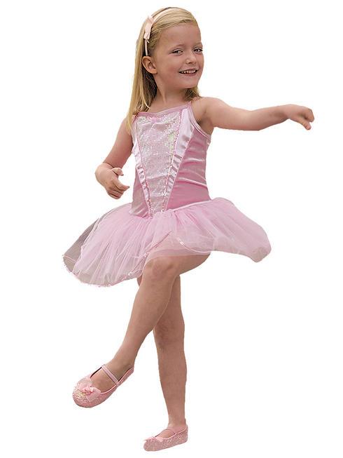Girl's Travis Designs Ballerina Costume