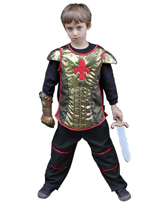Boy's Travis Designs Brave Heart Costume