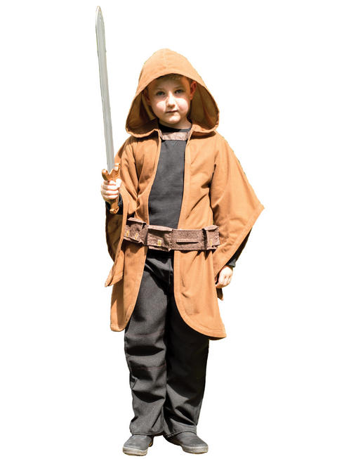 Boy's Cloak & Accessory Set