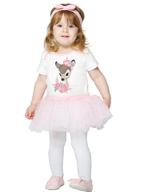 Girl's Travis Design Disney Bambi Costume