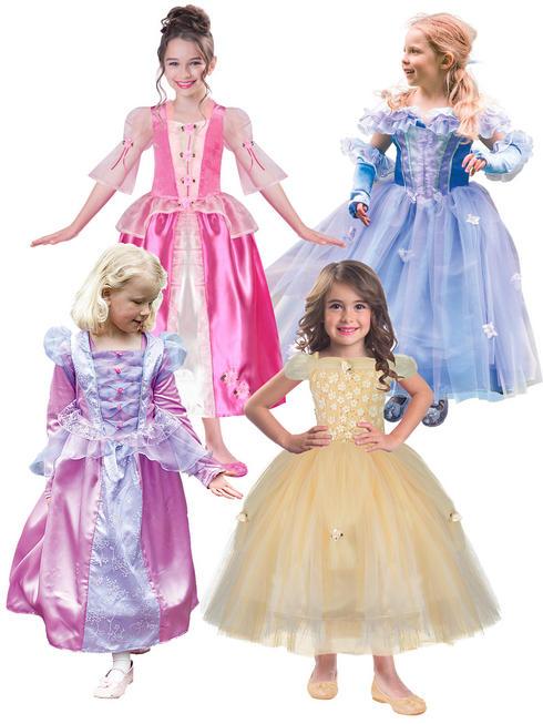 Girl's Travis Design Princess Costume
