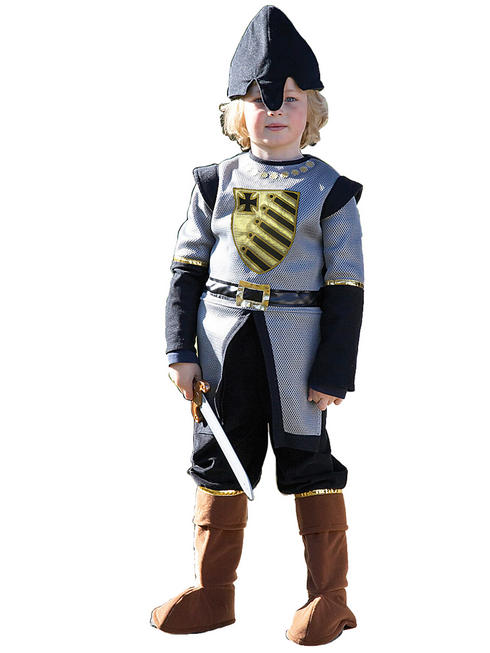 Boy's Travis Designs Medieval Soldier Costume