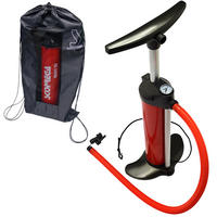 Bravo 110 Hand Pump with Carry Bag