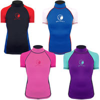 Junior Odyssey Short Sleeve Rash Vest