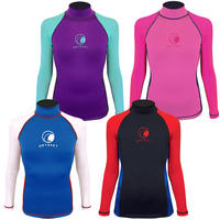 Junior Odyssey Long Sleeve Rash Vest