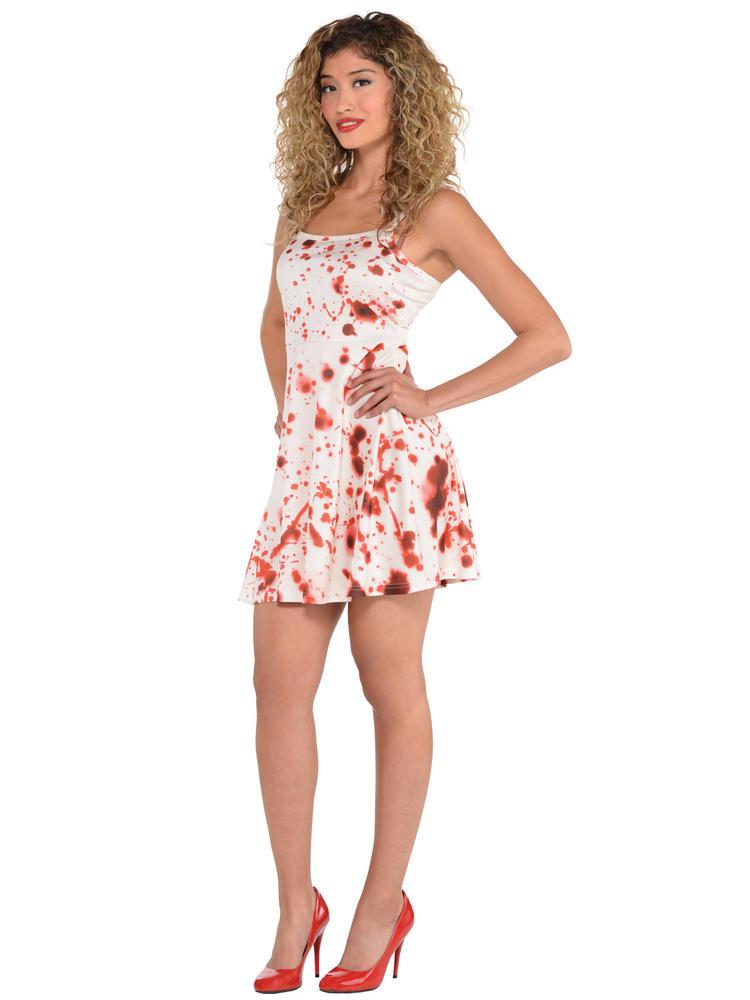 Ladies Bloody Dress