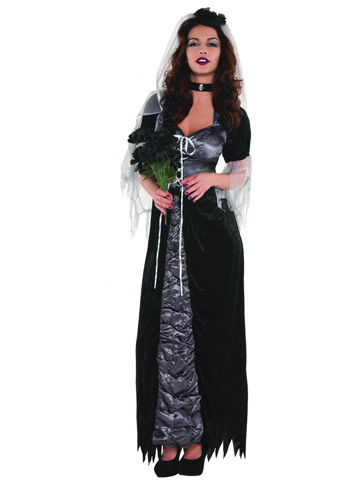 Ladies Evil Maiden Costume
