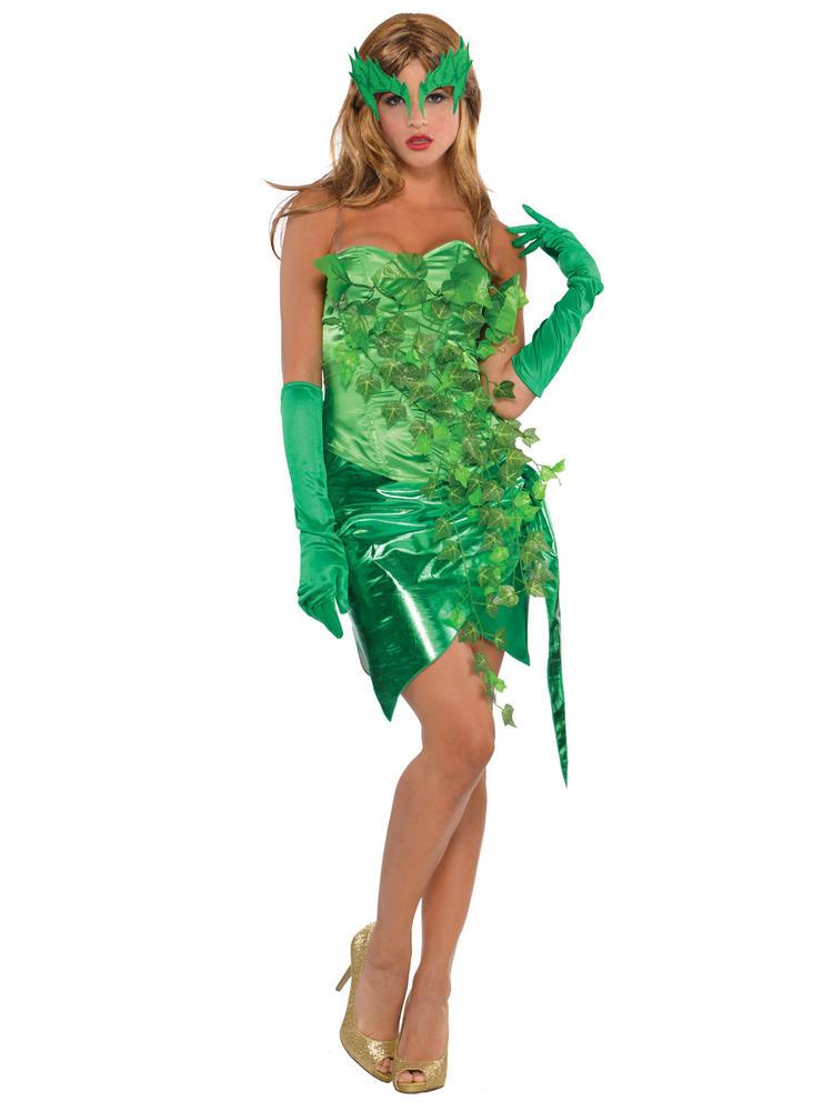 Ladies Toxic Ivy Costume