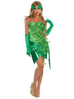 Ladies Toxic Ivy Costume