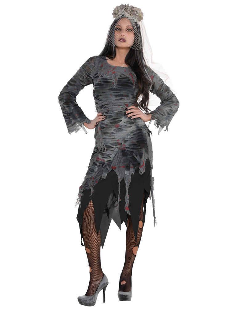 Ladies Zombie Dress