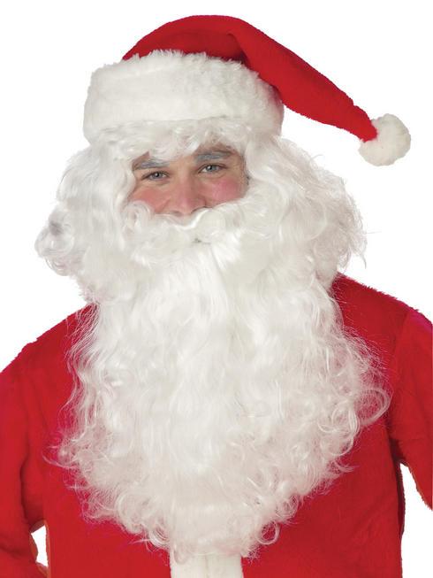 Santa Claus Beard & Wig