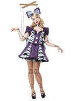 Ladies Marionette Costume