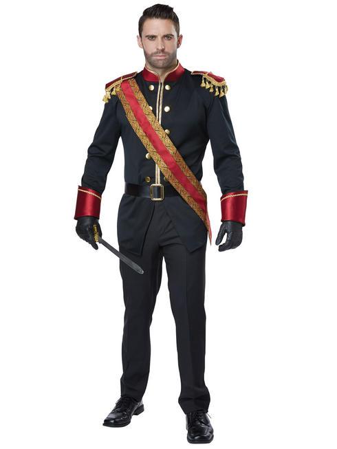Men's Dark Prince Costume