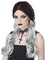 Ladies Morbid Mistress Wig