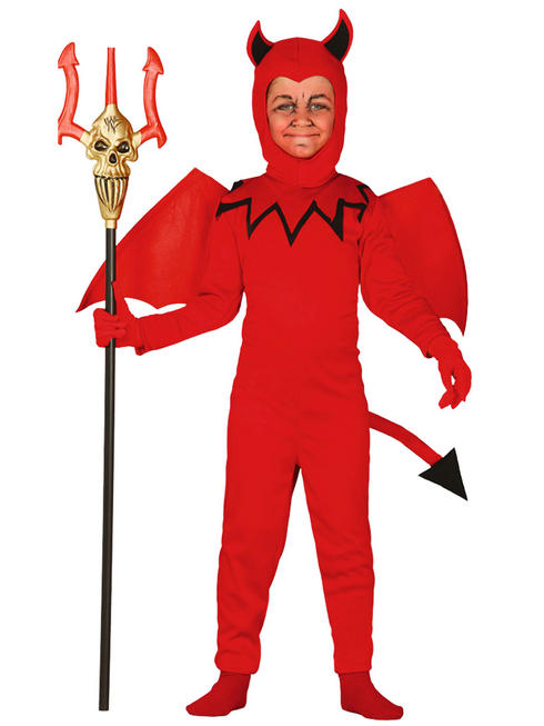 Boy's Devil Costume
