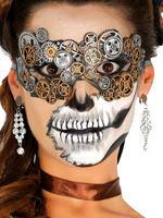 Ladies Steampunk Latex Mask