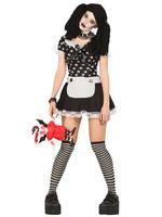 Ladies Diabolic Doll Costume