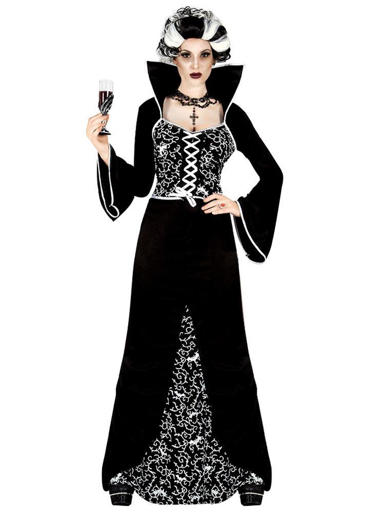 Ladies Royal Vampiress Costume