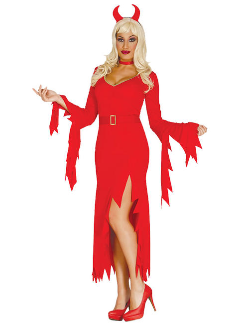 Ladies She-Devil Costume