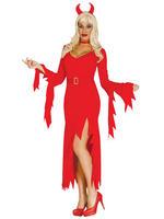 Ladies She-Devil Costume