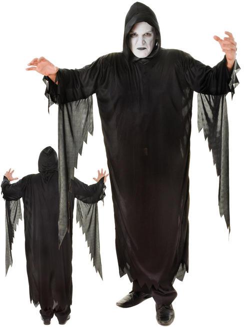 Men's Demon Scream Costume