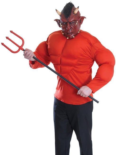 Men's Devil Costume