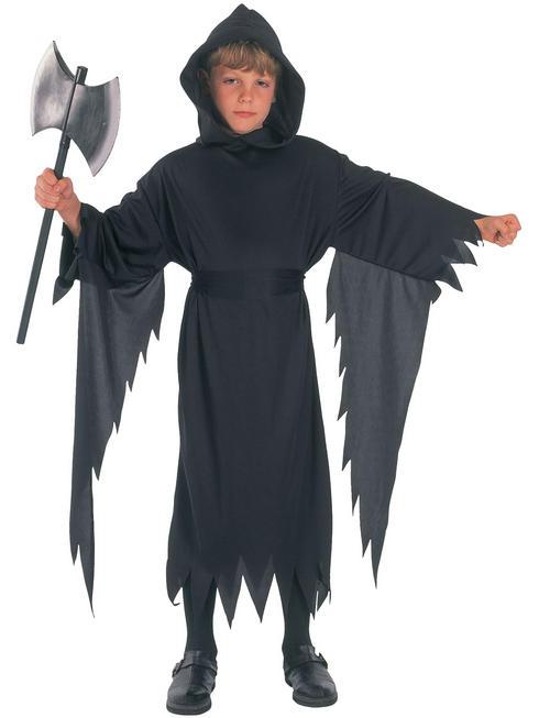 Boy's Demon Budget Costume
