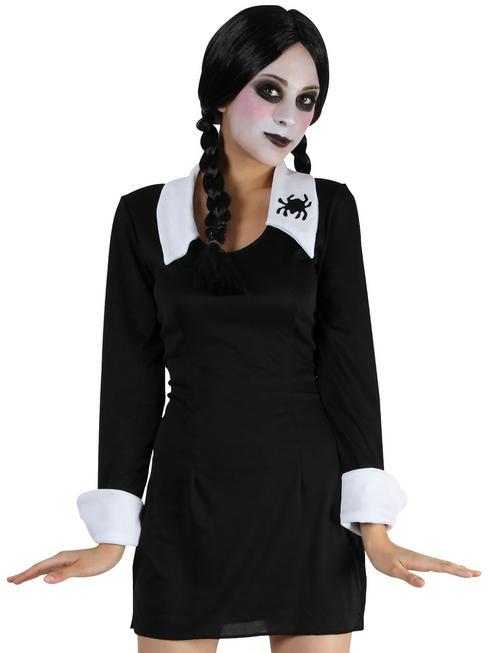 Girl's Creepy Schoolgirl Costume