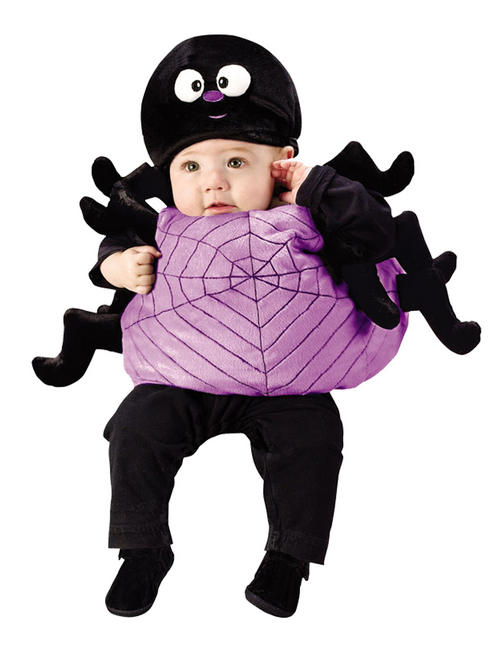 Baby / Toddler Plush Silly Spider Costume